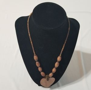 2 For 20 New Wooden Necklace